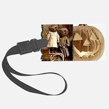 PumpkinHeads Luggage Tag