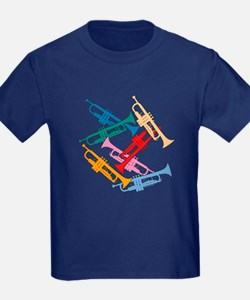 Colorful Trumpets T