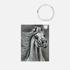 Arabian Stallion Keychains