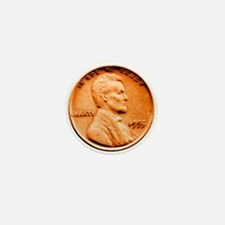 1955 Double Die Lincoln Cent Mini Button (10 pack)