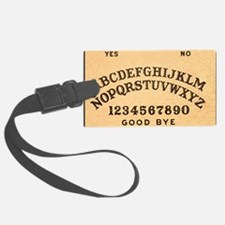 Ouija Luggage Tag