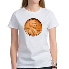 1955 Double Die Lincoln Cent Tee