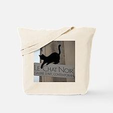 le chatmouse Tote Bag