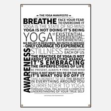 Yoga Manifesto by United Yogis Banner