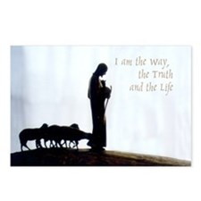 The Good Shepherd Postcards (Package of 8)