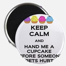 Hand Me A Cupcake Magnet