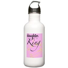 Daughter of a King Pin Water Bottle