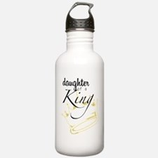 Daughter of a King Water Bottle