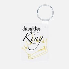 Daughter of a King Keychains