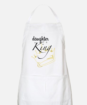 Daughter of a King Apron