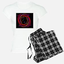 Portal / Starry Void Pajamas