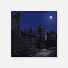 """Fougeresmouse Square Sticker 3"""" x 3"""""""
