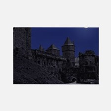 Fougeresmouse Rectangle Magnet