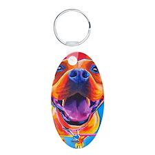 Pit Bull #18 Keychains