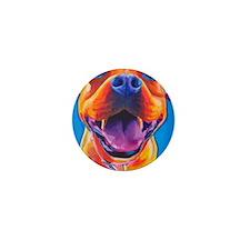 Pit Bull #18 Mini Button