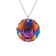 Pit Bull #18 Necklace
