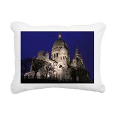 Sacre Coeurmouse Rectangular Canvas Pillow