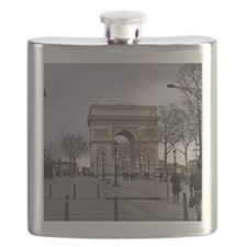 Arc mouse Flask