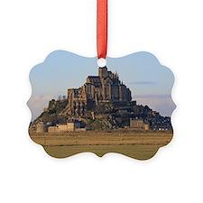 Mont St. Michel Ornament