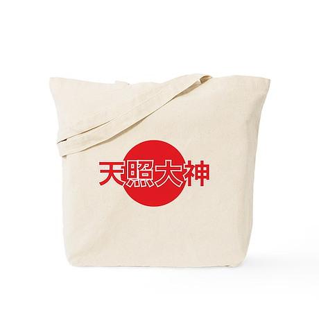 Amaterasu Omikami Tote Bag