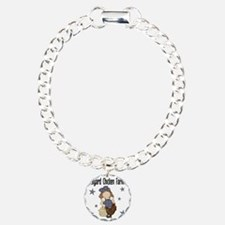 Backyard Chicken Farmer Bracelet