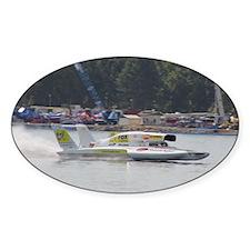 2013 U-9 Hydroplane Decal