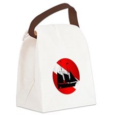 Wreck Diver (Ship) Canvas Lunch Bag