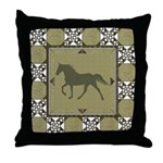 TWH Quilted2 Throw Pillow