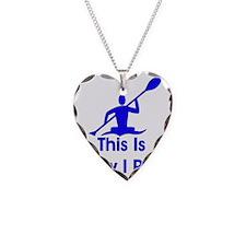 Kayaker Necklace