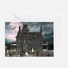 hh1_16_pillow_hell Greeting Card