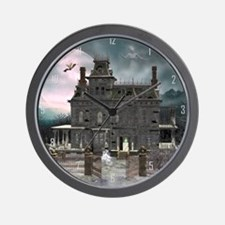 hh1_large_wall_clock_hell Wall Clock