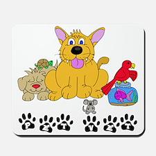 Pet Veterinarian Mousepad