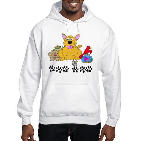 Pet Veterinarian Hooded Sweatshirt