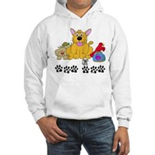 Pet Veterinarian Jumper Hoody