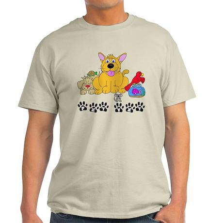 Pet Veterinarian Light T-Shirt