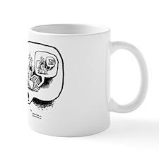 talking about myself Mug