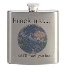 Frack Me and I'll  frack you back front Flask