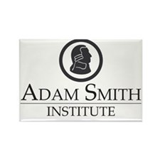 Adam Smith Institute Rectangle Magnet