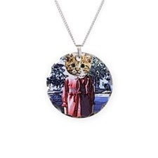 Purrrfect Art Necklace