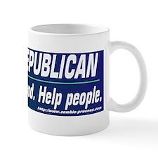 Annoy a Republican. Help People Mug