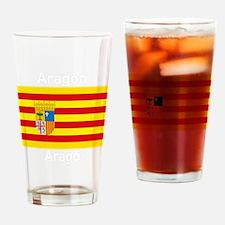 Aragon-Dark Drinking Glass