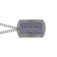 Change Dog Tags