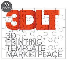3DLT Logo Puzzle