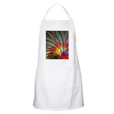 Fractal Bird of Paradise for All Over Shirt Apron