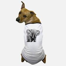 Baby African Elephant 5x7 Rug Dog T-Shirt
