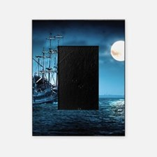 Pirate Ship Picture Frame