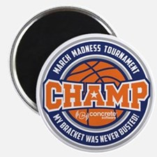 MarchMadnessChamp Magnet