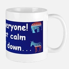 Lets Calm Down Mug
