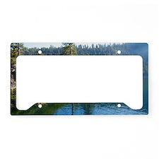 Emerald Bay-Lake Tahoe License Plate Holder