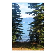 Tallac-Lake Tahoe Postcards (Package of 8)